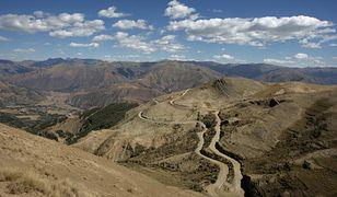 Peruwiańskie drogi są bardzo niebezpieczne