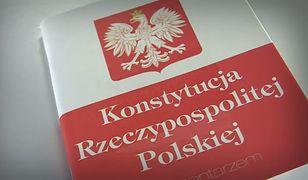 Andrzej Głaz z gminy Tuszów Narodowy chce umieścić w konstytucji Dekalog zamiast preambuły