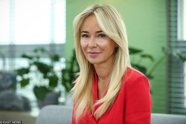 Joanna Przetakiewicz świętuje Dzień Matki