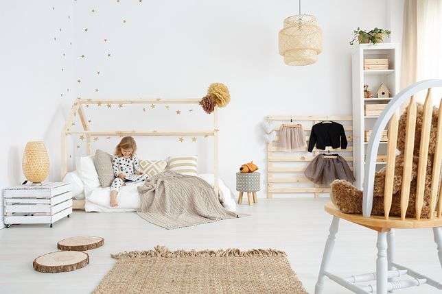 Oryginalne łóżeczka dla dzieci. Do spania i zabawy