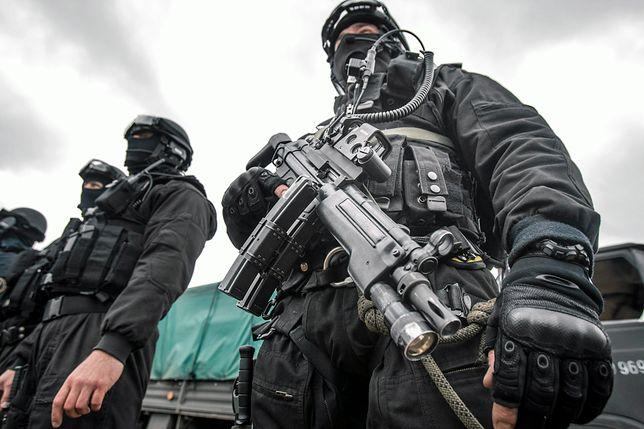 MSWiA: teraz brak jest jednolitego systemu funkcjonowania pododdziałów antyterrorystycznych policji