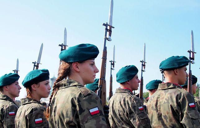 Ukończenie kursu gwarantuje szereg korzyści na starcie kariery w wojsku