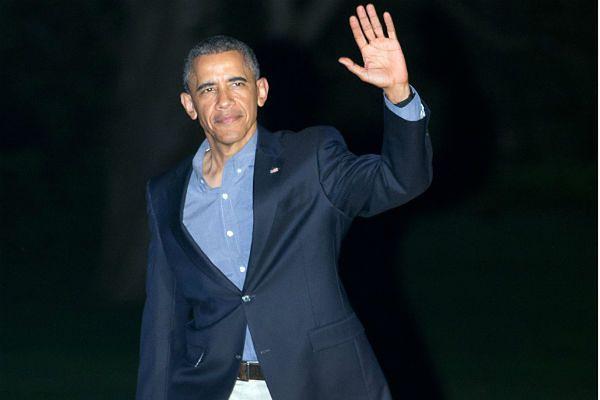 Prezydent Barack Obama rozpoczął letni urlop