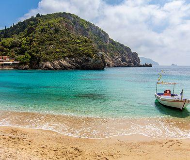 Kilka greckich wysp jak dotąd uchowało się przed wirusem