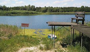 Poziom wód w jeziorach jest coraz niższy