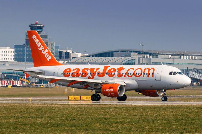 Tanie linie lotnicze - easyJet