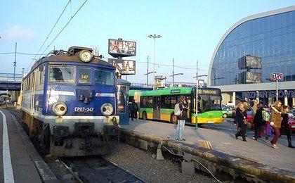 Dworce kolejowe w Polsce. Poznań Główny zostanie przebudowany za 40 mln zł