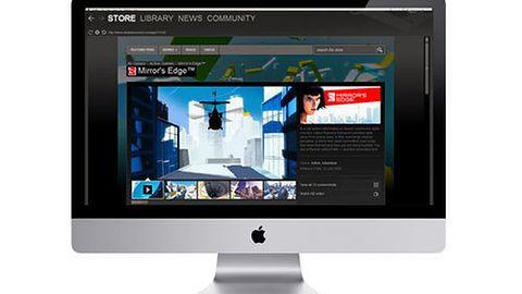 Steam na Macu - początek rewolucji?
