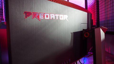 Acer Predator, konfiguracja trzech monitorów o przekątnej 105 cali #IEM2016