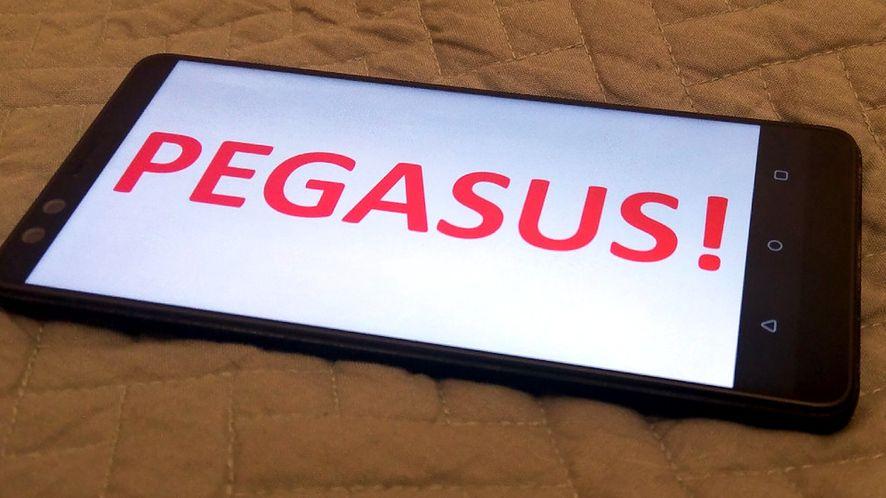 Pegasus i jego działanie (fot. Dobreprogramy)