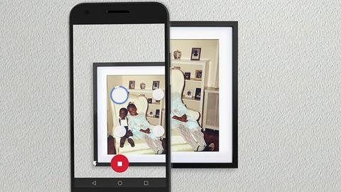 Google PhotoScan 1.5: lepsze kadrowanie i automatyczny zapis w chmurze