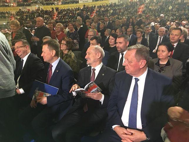 Ojciec Rydzyk wskazał kogo popiera w rządzie premier Beaty Szydło.