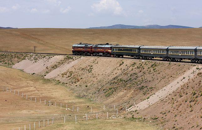 Kolej Transsyberyjska ma 100 lat - czy będzie modernizacja i przystanek w Polsce?