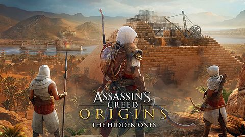 Assassin's Creed Origins gotowe na pierwszy dodatek