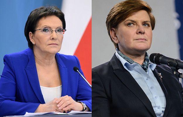 """Dosadne słowa o nowym trendzie w polskiej polityce. """"Liderzy chowają się za plecami kobiet"""""""