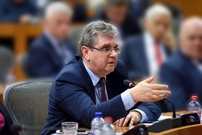 Poseł Czesław Hoc rozstał się ze swoim asystentem 9 marca br.