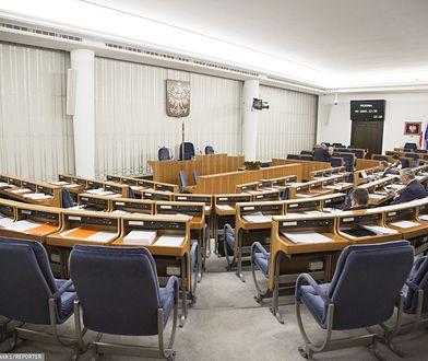 Narady klubów przed pierwszym posiedzeniem Senatu