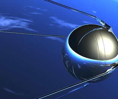 4 października 1957 roku Sputnik 1 znalazł się na orbicie