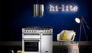 Rangemaster Hi-LITE - kuchenka w brytyjskim stylu