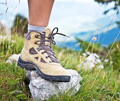 Odpowiednie buty i skarpety zapewnią nam wysoki komfort przez wiele aktywnych godzin