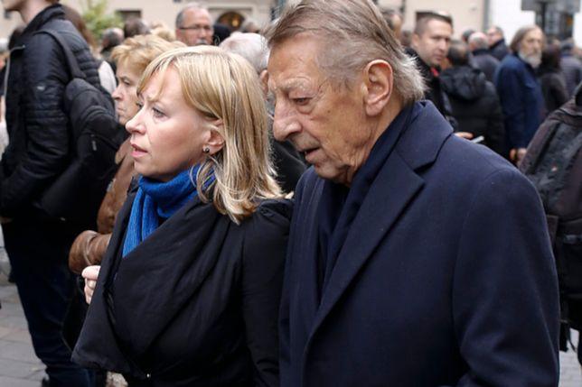 Dorota Segda długo walczyła o związek ze Stanisławem Radwanem