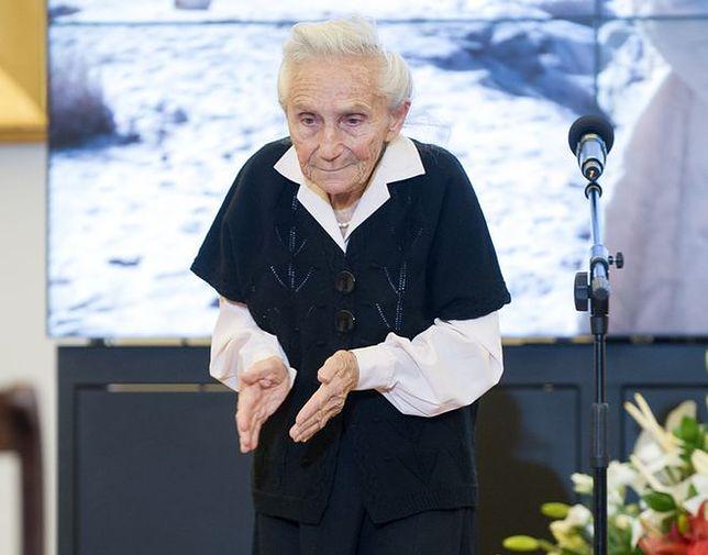"""""""Żeby czynić dobro, nie trzeba wiele"""". Stella Zylbersztajn, kobieta niezwykła"""