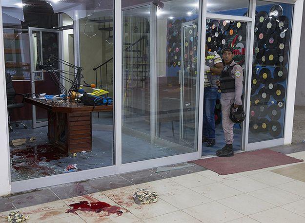 Dominikana: dziennikarze zastrzeleni podczas transmisji na żywo na Facebooku