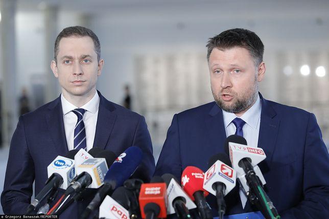 """""""Spowiedź"""" agenta Tomka. Posłowie PO: żądamy tajnego posiedzenia Sejmu"""