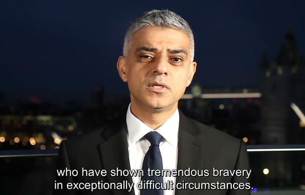 Co po zamachu powiedział burmistrz Londynu Sadiq Khan? Wipler, Pereira i Jakubiak podają ten cytat