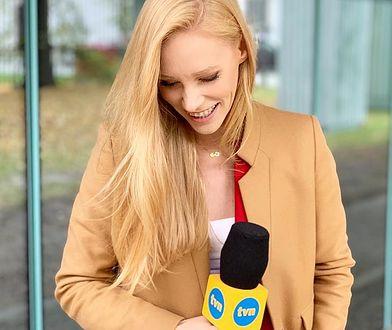 Na imprezie pojawiły się dziennikarki TVN i TVN24.