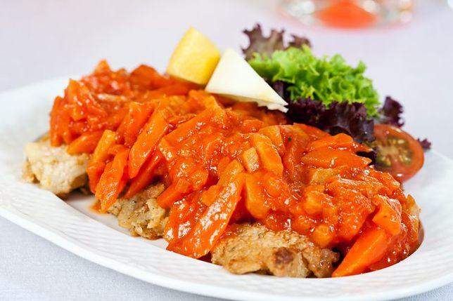 Ryba po grecku - sprawdzony przepis