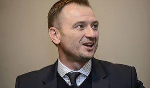 """Nitras boi się, że Kaczyński wyjmie """"mały pistolecik"""""""