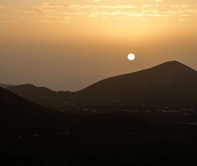 Francja. Saharyjski pył spowodował wzrost promieniowania
