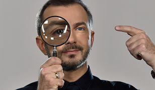 """Tomasz Rożek, prowadzący program """"Sonda 2"""""""