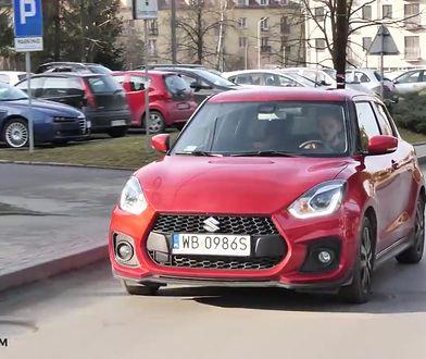 Suzuki Swift Sport - nie rośnij duży :)