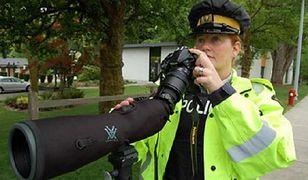 Policyjna broń na piratów drogowych: naprawdę zaawansowane gadżety