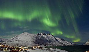 Północna Norwegia: najpiękniejsza zorza polarna