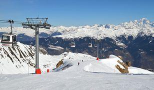 Trzy Doliny - największy teren narciarski na świecie