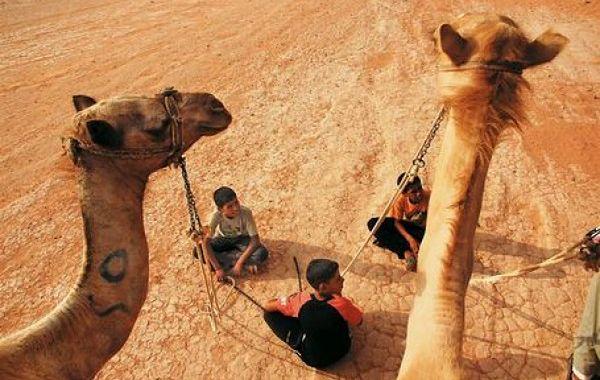 Jordania. Skarby pustyni