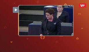 Scysja w Parlamencie Europejskim. Politycy nie są zażenowani