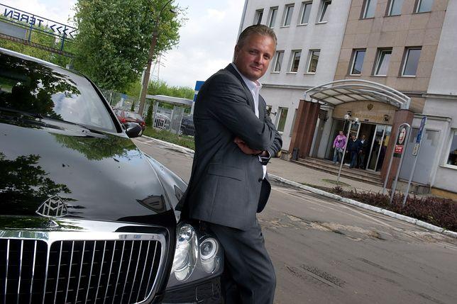 Piotr Misztal, biznesmen i były poseł z Łodzi