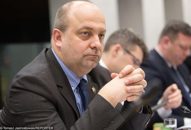 Łukasz Piebiak i afera w Ministerstwie Sprawiedliwości. Sędziowie zabierają głos