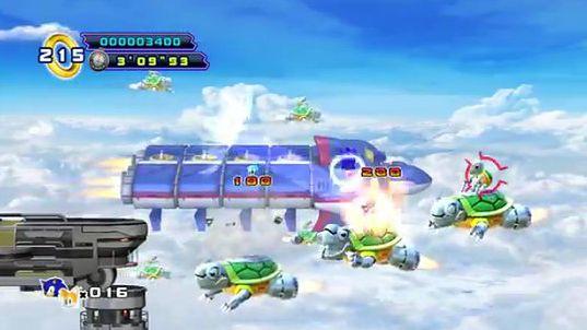 Szybki, zwinny i skoczny - taki jest Sonic na startowym zwiastunie swojej nowej gry