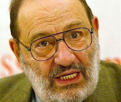 Polski dyplom dla Umberto Eco