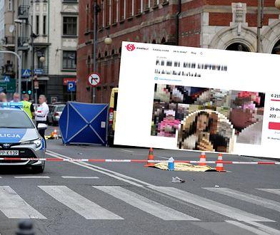 Katowice. Zginęła tragicznie pod kołami autobusu. Zorganizowano zbiórkę na wieniec i pomoc dla jej dzieci