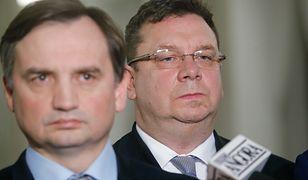 Jest decyzja Solidarnej Polski ws. kandydatury Wróblewskiego na RPO