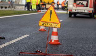 Wypadek na S3 pod Gorzowem Wielkopolskim (zdjęcie ilustracyjne)