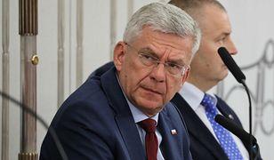 Stanisław Karczewski o większości w Senacie: mamy obowiązek ją tworzyć