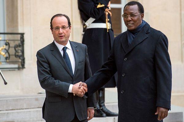 Idriss Deby - prezydent Czadu, sojusznik Zachodu i... zamordysta