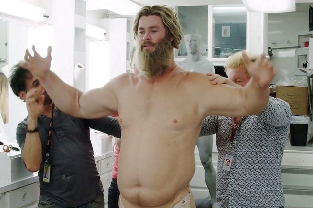 """Obecność otyłego Thora w """"Avengers: Koniec gry"""" była długo trzymana w tajemnicy. Ale okazuje się, że nie tylko to"""